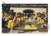 Wyoming Cowboys Entering The Field Carry-all Pouch