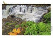 Yacolt Falls In Autumn Carry-all Pouch