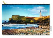 Yaquina Bay Lighthouse II Carry-all Pouch