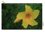 Yellow Beauty Carry-all Pouch