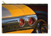 Yellow Chevy Carry-all Pouch