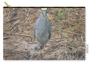 Yellow Crowned Night Heron At Tidal Creek Carry-all Pouch