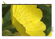 Yellow Evening Primrose Carry-all Pouch