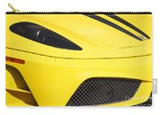 Yellow Stradale Carry-all Pouch