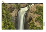 Yellowstone Tower Falls 2018 Carry-all Pouch