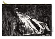 Yellowstone's Gibbon Falls Carry-all Pouch