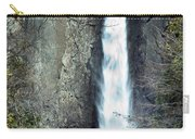 Yosemite Bridal Veil Falls Carry-all Pouch