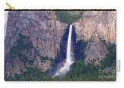 Yosemite Bridalveil Fall Carry-all Pouch