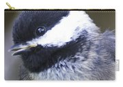 young Chickadee  Carry-all Pouch