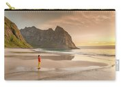 Your Own Beach Carry-all Pouch
