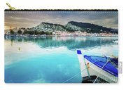 Zaante Town, Zakinthos Greece Carry-all Pouch