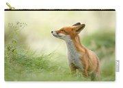 Zen Fox Series - Zen Fox Carry-all Pouch