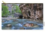 Zion National Park Narrows Carry-all Pouch