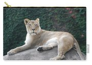 Zoo Lion Carry-all Pouch