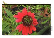 10-27-16--1980 Echinacea Cheyenne Spirit Don't Drop The Crystal Ball Carry-all Pouch