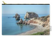 Aphrodite's Rock - Cyprus Carry-all Pouch