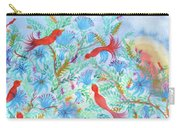 Birds Symphony Carry-all Pouch