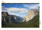 C Landscape Carry-all Pouch