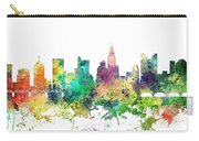 Columbus Ohio Skyline Carry-all Pouch
