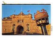 Edinburgh Castle, Scotland Carry-all Pouch