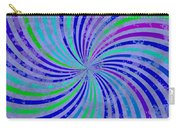 Grunge Swirl Carry-all Pouch