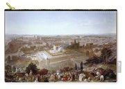 Jerusalem In Her Grandeur 1860 Henry Courtney Selous Carry-all Pouch