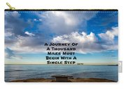 Lao Tzu Quote Carry-all Pouch