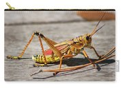 10- Lubber Grasshopper Carry-all Pouch