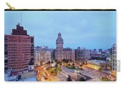 Montevideo, Uruguay Carry-all Pouch