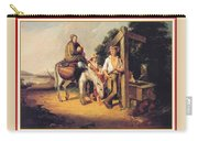 North Carolinaimmigrants Poor White Folks James Henry Beard Carry-all Pouch