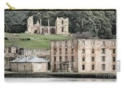 Port Arthur Building In Tasmania, Australia. Carry-all Pouch
