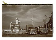Route 66 - Rest Haven Motel Carry-all Pouch