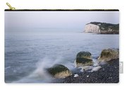 Sunrise At The White Cliffs Of Dover Carry-all Pouch