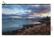 Sunset Down East Maine Carry-all Pouch