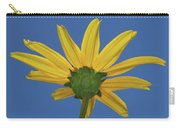 Wild Sunflower Stony Brook New York  Carry-all Pouch