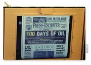 100 Days Of Oil Carry-all Pouch