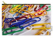 100 Paperclips Carry-all Pouch