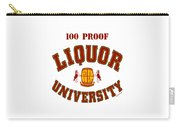 100 Proof Carry-all Pouch
