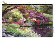 Water Lily Lake Carry-all Pouch