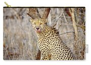 1022 Cheetah Carry-all Pouch