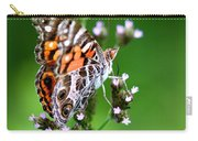 1074- Butterfly Carry-all Pouch