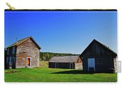 108 Mile House British Columbia Carry-all Pouch