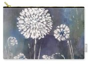 #1083 Wild Flower #1 Carry-all Pouch