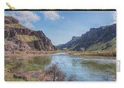 10905 Oregons Owyhee River   Carry-all Pouch
