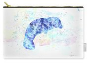 10957 Manatee Carry-all Pouch
