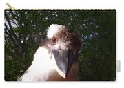Australia - Kookaburra Looking Right At You Carry-all Pouch