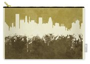 Baltimore Maryland Skyline Carry-all Pouch