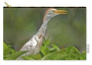 11- Cattle Egret Carry-all Pouch