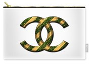 Chanel Style Png Carry-all Pouch
