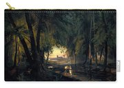Forest Path Near Spandau Carry-all Pouch